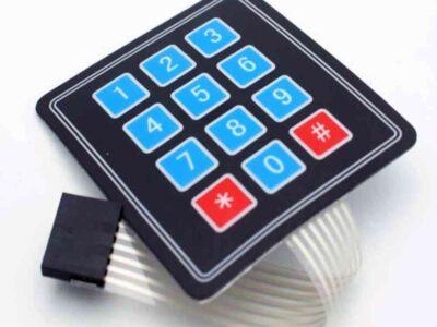 Keypad Membranes